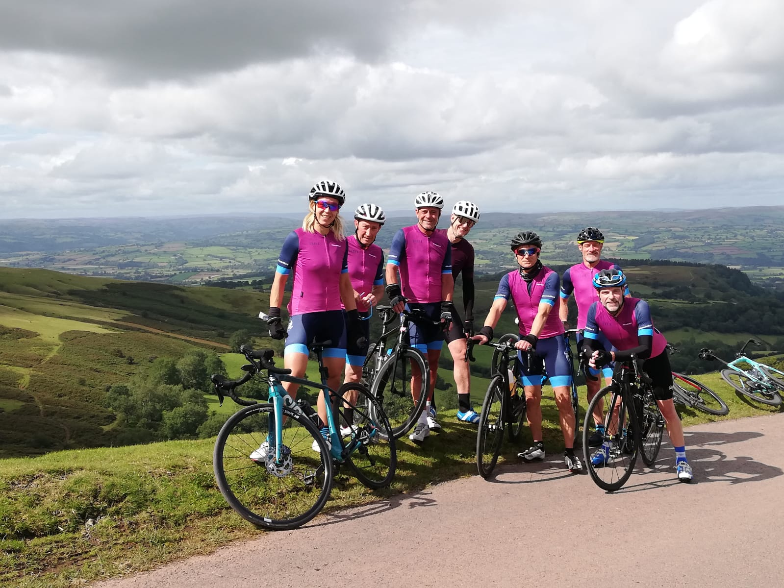 Cycling Trips in Wales - Black Rat