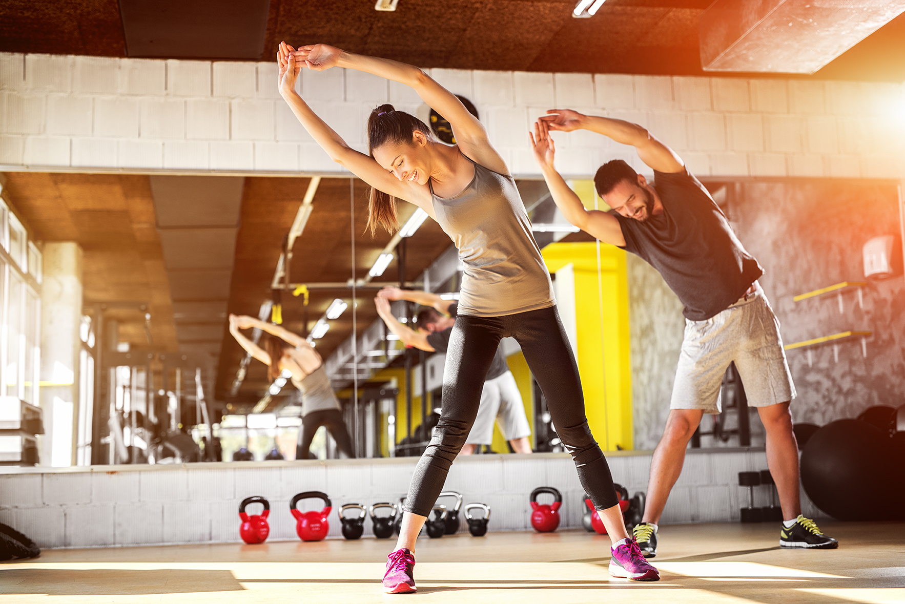 Apps for gyms and health clubs