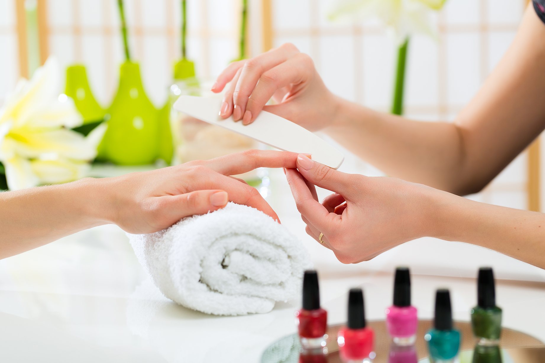 Apps for beauticians and nail salons