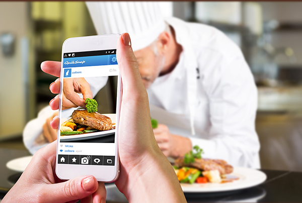 Apps for restaurants and cafes